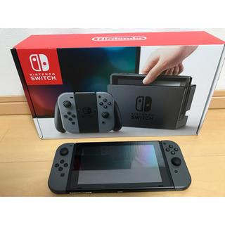 ニンテンドースイッチ(Nintendo Switch)の任天堂スイッチ 本体 ニンテンドー Switch(家庭用ゲーム機本体)
