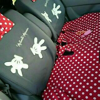 ディズニー(Disney)のワゴンR シートカバー(車内アクセサリ)