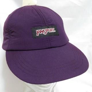JANSPORT 裏フリース キャップ デッドストック 90s