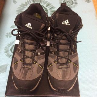 アディダス(adidas)のアディダス トレッキングシューズ 26.5 ゴアッテックス(登山用品)