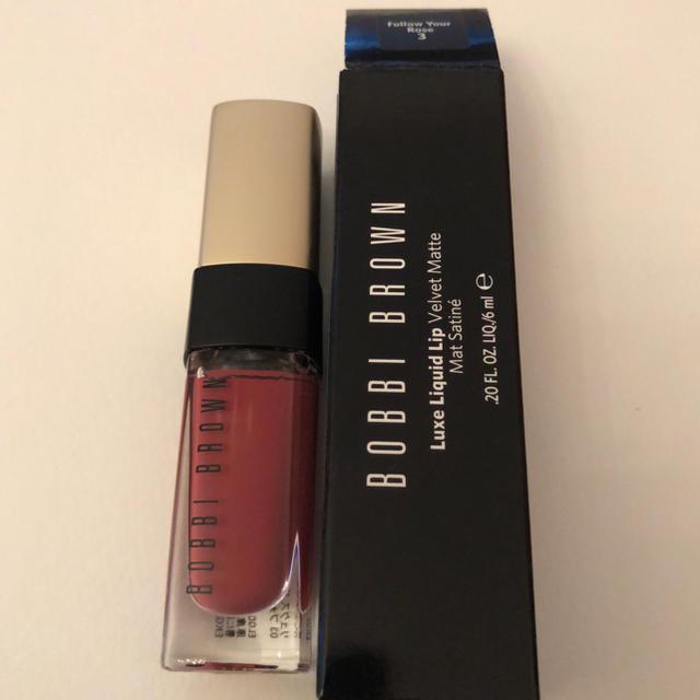 BOBBI BROWN(ボビイブラウン)のリップカラー コスメ/美容のベースメイク/化粧品(リップグロス)の商品写真