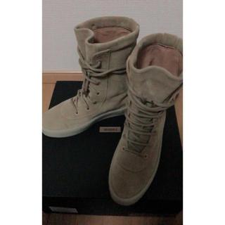 アディダス(adidas)のyeezy season2 crepe boot(ブーツ)