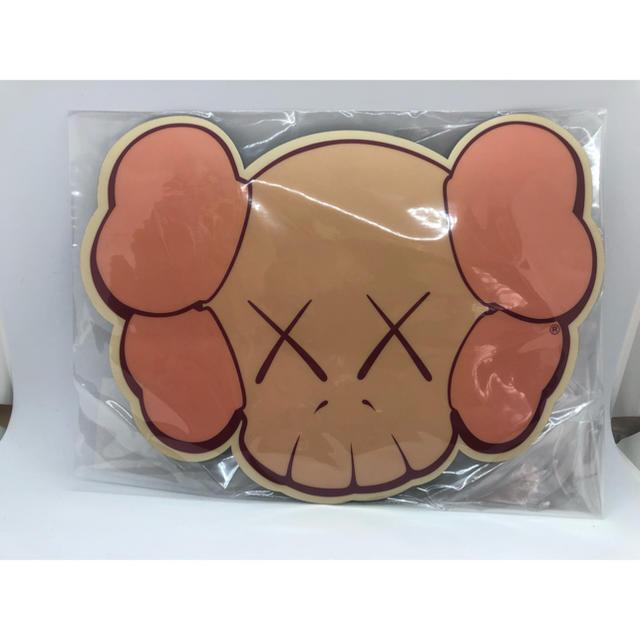 Originalfake KAWS マウスパッド カウズ オリジナルフェイク エンタメ/ホビーのフィギュア(その他)の商品写真