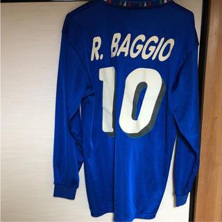 ディアドラ(DIADORA)のdiadora 1994 イタリア代表ユニフォーム 長袖 Rバッジョ(ウェア)