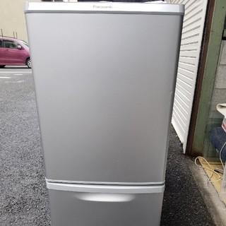パナソニック(Panasonic)の2014年製Panasonic2ドア138㍑冷蔵庫(冷蔵庫)