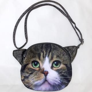 スワティ(SWATi)の新品未使用!●SWATi購入 リアル猫バッグ●(ショルダーバッグ)