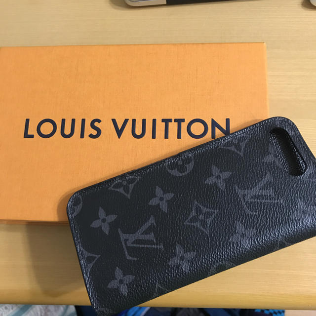 LOUIS VUITTON - 【証明有り】iPhone7Plus/8Plus用ケース LOUIS VITTONの通販 by キントト's shop|ルイヴィトンならラクマ