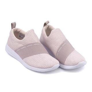 アディダス(adidas)の新品 アディダス スリッポン スニーカー adidas アイスパープル 23.5(スリッポン/モカシン)