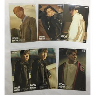 アイコン(iKON)のiKON 京セラ会場限定 ミュージックカード(K-POP/アジア)