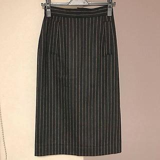 ヴィヴィアンウエストウッド(Vivienne Westwood)のアングロマニア ロングスカート(ロングスカート)