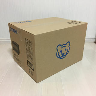 タイガー(TIGER)のタイガー オーブントースター KAK-B100-HW (調理機器)