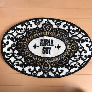 アナスイ(ANNA SUI)のアナスイ マット レア 非売品(玄関マット)