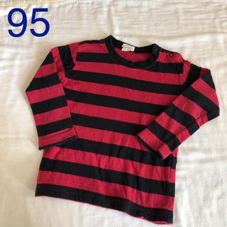 ドンキージョシー(Donkey Jossy)の95 定番ボーダーロングTシャツ(Tシャツ/カットソー)