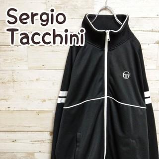 セルジオタッキーニ(Sergio Tacchini)のセルジオタッキーニ ウィゴー WEGO コラボ 刺繍ロゴ トラックジャケット(ジャージ)
