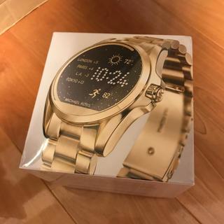マイケルコース(Michael Kors)のマイケルコース   新品 スマートウォッチ 腕時計 (腕時計(デジタル))