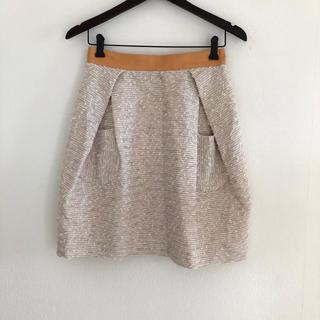 ツモリチサト(TSUMORI CHISATO)のあこさん専用二点セット(ひざ丈スカート)