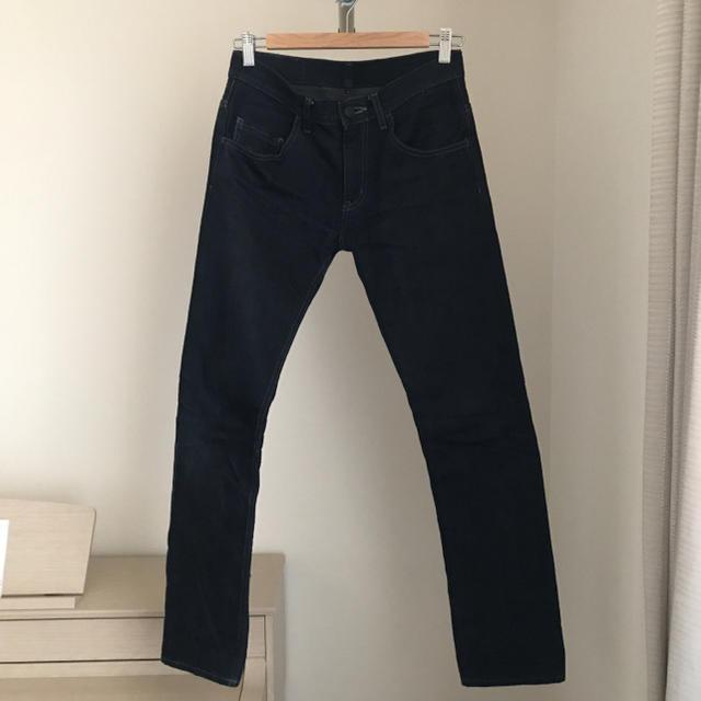 LAD MUSICIAN(ラッドミュージシャン)の美品 ラッドミュージシャン ジーンズ デニム スキニー ストレート Sサイズ メンズのパンツ(デニム/ジーンズ)の商品写真