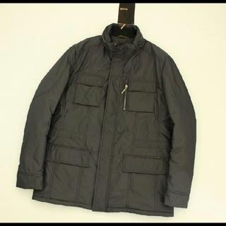 ブルネロクチネリ(BRUNELLO CUCINELLI)のMOORER ムーレー 中綿ブルゾンコート AUSTIN-KMサイズ50(ミリタリージャケット)