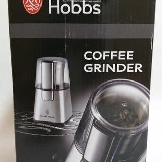 ラッセルホブス コーヒーグラインダー  新品 未使用(電動式コーヒーミル)