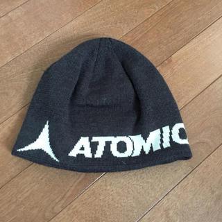 アトミック(ATOMIC)のアトミック ニット帽 キャップ ATOMIC アシックス スキー (その他)