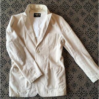 ジョンズクロージング(JOHN'S CLOTHING)のHyde Ryde ジャケット ホワイト系(その他)