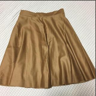 デミルクスビームス(Demi-Luxe BEAMS)の【美品】BEAMS フレアースカート(ひざ丈スカート)