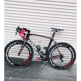 ルック(LOOK)のLOOK 695 SR サイズL 170-180 総額150万以上(自転車本体)