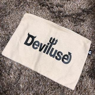 デビルユース(Deviluse)の【美品】Deviluse クラッチバック(その他)