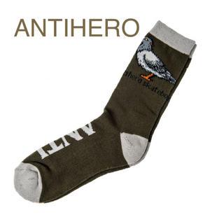 アンチヒーロー(ANTIHERO)のANTIHERO「PIGEON SOCKS」(ソックス)