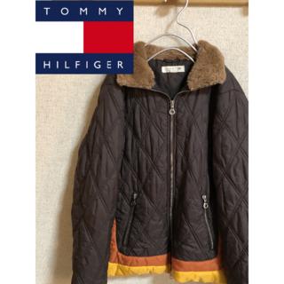 トミー(TOMMY)のTOMMY HILFIGERトミーヒルフィガー キルティングジャケット Mサイズ(ダウンジャケット)