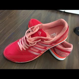 アディダス(adidas)のアディゼロ匠練26.5美品(陸上競技)