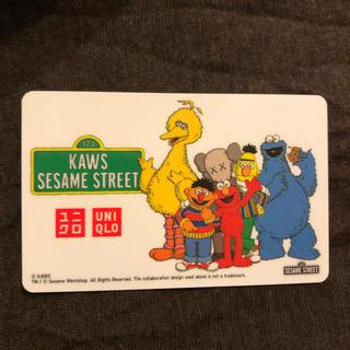 ユニクロ(UNIQLO)のユニクロ 5000円分カード(ショッピング)