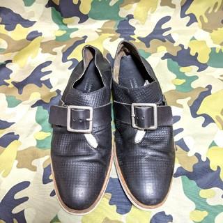 アルフレッドバニスター(alfredoBANNISTER)のアルフレッドバニスターベルト革靴シューズ(ドレス/ビジネス)