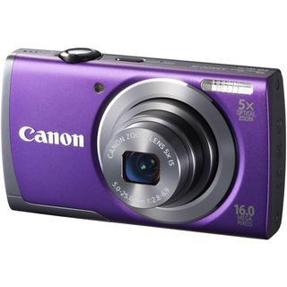 キヤノン(Canon)の【美品】Canon カメラ powershot A3500 IS(コンパクトデジタルカメラ)