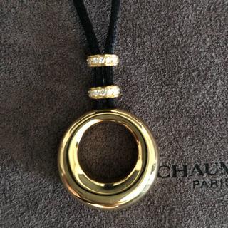 ショーメ(CHAUMET)のchaumet (ショーメ)ネックレス(ネックレス)