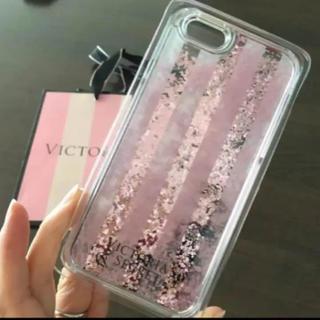 ヴィクトリアズシークレット(Victoria's Secret)の新品未使用♡VC ヴィクトリアシークレットi phone 6/6S ケース(モバイルケース/カバー)