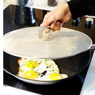 イケア(IKEA)の油はね防止用∗ふた∗IKEA∗蓋(鍋/フライパン)