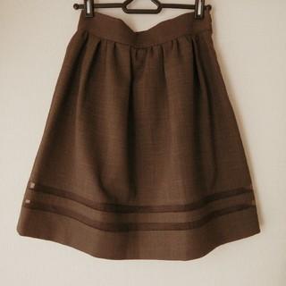 パウダーシュガー(POWDER SUGAR)のフレアスカート(ひざ丈スカート)