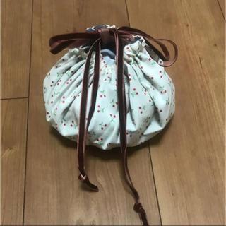 ボンポワン(Bonpoint)のまんまる巾着(外出用品)