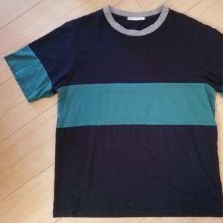 マルニ(Marni)の70%オフ☆マルニMarni☆バイカラーボーダーシャツ(Tシャツ/カットソー(半袖/袖なし))