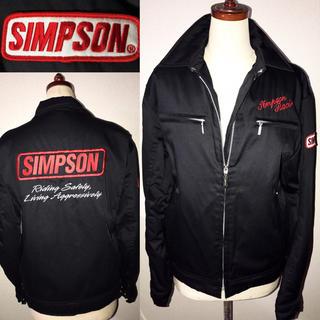 シンプソン(SIMPSON)のまる様専用(ライダースジャケット)