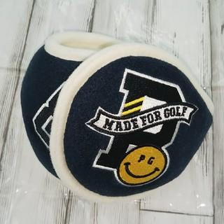 パーリーゲイツ(PEARLY GATES)の⭐️新品 パーリーゲイツ イヤマフ イヤーマフラー スポーツ ゴルフ(イヤマフラー)
