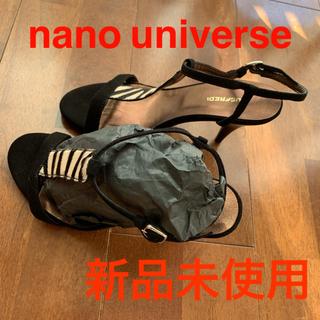 ナノユニバース(nano・universe)のナノユニバース  サンダル(サンダル)