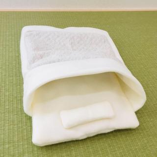 ハリネズミ 寝袋 お布団(おもちゃ/ペット小物)