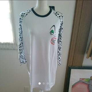 ディズニー(Disney)のcakeworthy クルエラデビルグランTシャツ(Tシャツ(長袖/七分))