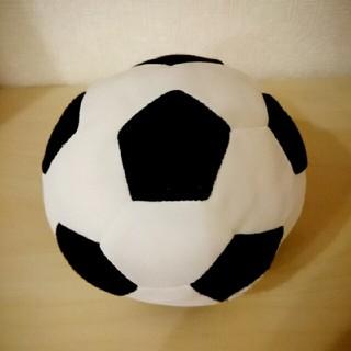 イケア(IKEA)のIKEA☆SPARKA☆サッカーボール (黒)(ボール)