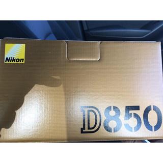 ニコン(Nikon)のNikon D850 ボディー(デジタル一眼)