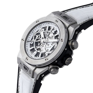 buy online 17c7f 1fdbd ウブロ 白 メンズ時計(その他)の通販 1点 | HUBLOTのメンズを ...