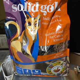 ソリッドゴールド(Solid Gold)のソリッドゴールド インディゴムーン 5.4kg(ペットフード)