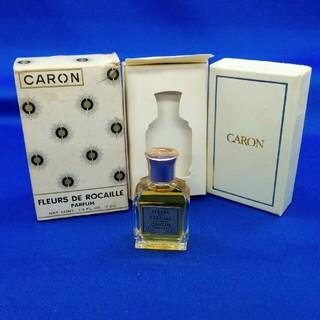 キャロン(CARON)の【残量多め】CARON キャロン ミニ香水 フルール・ド・ロカイユ(香水(女性用))